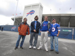 Buffalo Bills Tailgating - Quest for 31