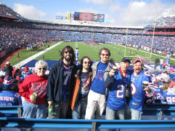 Buffalo Bills Game - Quest for 31