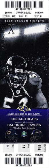 Buy Cheap Baltimore Ravens Tickets Here