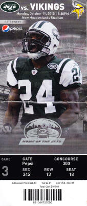 Buy Cheap New York Jets Tickets