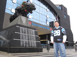 Bank of America Stadium on the Quest for 31
