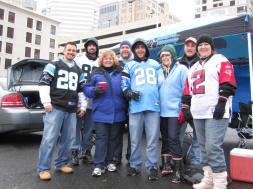 Carolina Panthers Tailgaters
