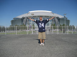 Quest for 31 at Cowboys Stadium in Arlington
