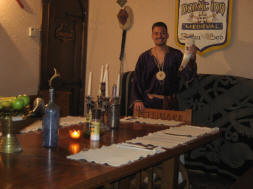 "The Viking Inn - ""Lothar the Diminutive"""