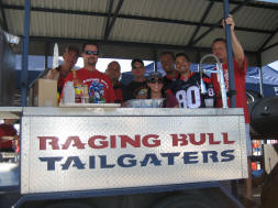 Quest for 31 and Raging Bull Tailgaters
