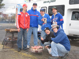OktoBILLSfest - Tailgating and Grillin'