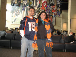 Denver Broncos Club Level