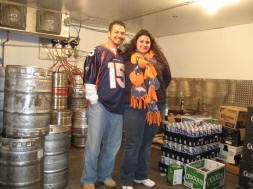 Keg Room at Invesco Field