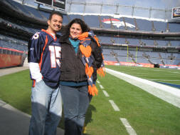 Field Level at Invesco Field at Mile High