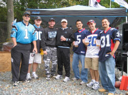The Fellas from PantherFanz.net